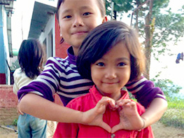 Orphan love